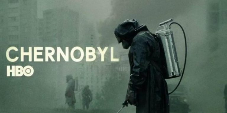 Chernobyl is on fire and every atom is like a bullet: Review