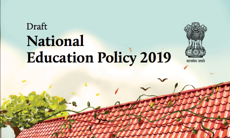 New Education Policy- Revolutionizing Indian Education